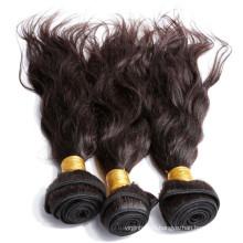 Поставка 5А полный кутикулы волос Remy индейца Нью-Дели