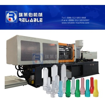 Small Plastic Injection Molding Machine for Producing Bottle Preform and Bottle Cap