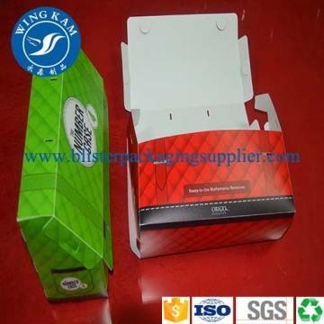 Food Grade Paper Kfc Box Packaging Made in Shenzhen