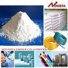 Estabilizador de zinco de cálcio para tubulações