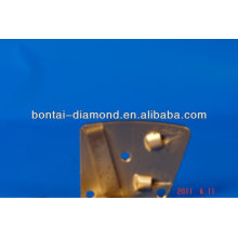 Trapezoid Diamond Floor Grinding Disc
