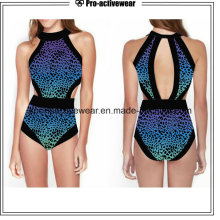 New Designs Fashion Printed Swimwear Lady′s Sexy Bikini