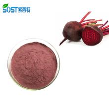 SOST China Manufacturer Supply Organic Red Sugar Beet Juice Powder