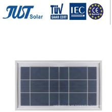 El panel solar policristalino barato 7W en venta
