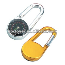compass carabiner hook for promotion