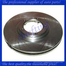 MDC2176 581294A200 517124F000 58129-4A200 51712-4F000 disque de frein hyundai satallite