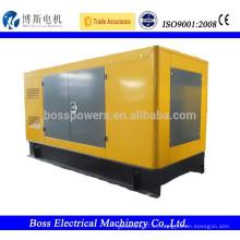 Generador silencioso de la energía de la entrega 34kw LOVOL del precio bajo