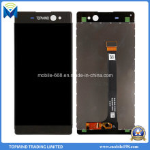Cellphone LCD for Sony Xperia C6 Ultra LCD Display Screen with Frame