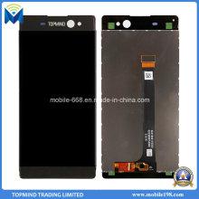 para o conjunto do digitador do LCD da tela de toque de Sony Xperia C6 ultra