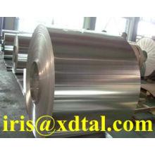 Precio de fábrica caliente de la venta de Chia del 8011 aluminio aleación cierre / tapa / cubierta / material superior usado para la cubierta de la botella de la medicina