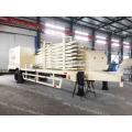 914-610 240 Arch K Sheet Frameless Hangar Building Roll Forming Machine