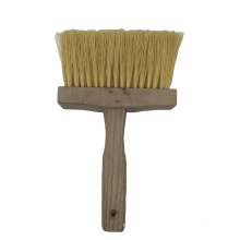Multi-function Ceiling Brush PP Filaments Ceiling Paint Brush With Wooden Handle Ceiling Cleaning Brush