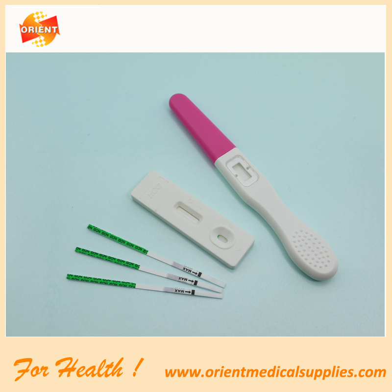Thai kỳ HCG test dải 3.0mm