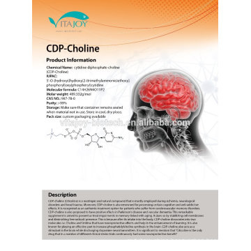cytidine diphosphate-choline (CDP-Choline)