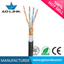 Cable de protección UV cat5e cable exterior