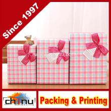 Caixa de presente de papel / caixa de embalagem de papel (110238)
