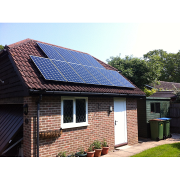 Soporte solar de sistema fotovoltaico para soporte de techo de tejas