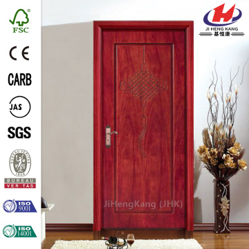 OEM Design Wooden Frame Interior Door