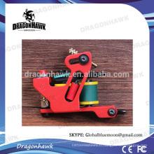 Dragonhawk Machine à tatouer à la main à la machine Shader Machine Red Color