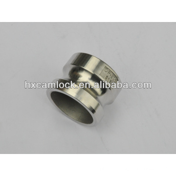 Camlock coupling Dust Plug groove coupling