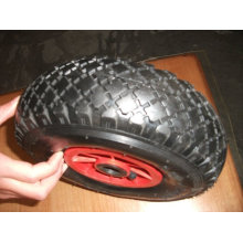 Wheelbarrow's 3.00-4 air rubber wheel