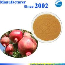 100% reines natürliches Granatapfel Rindenextrakt Pulver