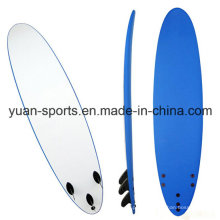 Blue Colour Soft Top Surfboard for Wholesale