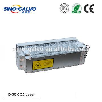 Kit laser de 30 w rf co2