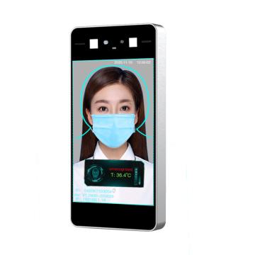 2021 Termômetro de reconhecimento facial AI