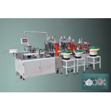 Machine de fabrication de masques semi-automatiques à longue durée de vie