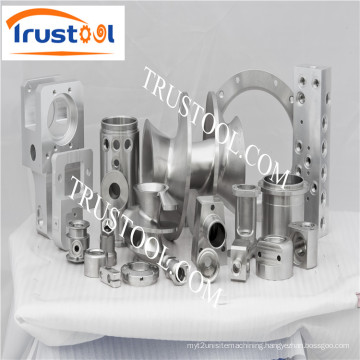 CNC Machine Spare Parts Stainless Steel Patrs