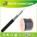 China que vende o cabo coaxial Rg179 do baixo preço da alta qualidade