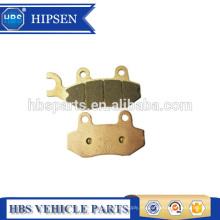 Pastillas de freno sinterizadas para Honda ROAD KYMCO SUZUKE STREET número OEM 06445 (FA228)