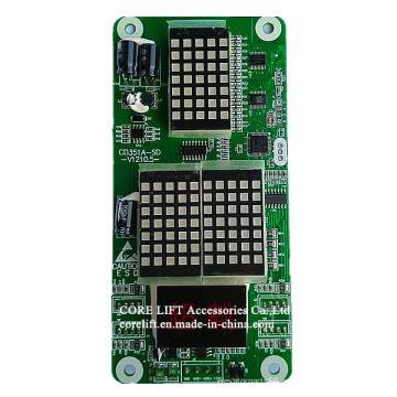 Repuesto pantalla tablero CD351 indicador serie Cop y elevador de matriz de puntos de salto