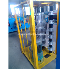 Folhas de alumínio Cold Crimp Making Machine