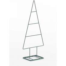 KINDOME Amazon Hot Sales New Design Eco Friendly Decorated Christmas Tree With Rectangular Shaped Foot