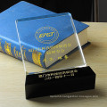 Custom Novel Crystal Glass Award Trophy for Business Souvenir Gift