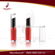 60LI19-6 Custom Lipstick Tube Embalagem Design