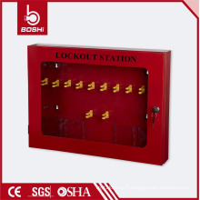 BD-X09 Chine OEM et personnalisable Best Saling High Quality Factory Directly Lockout Management Station / Lockout Kit