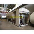 40000L Bulk LPG Skid-mounted Filling Stations