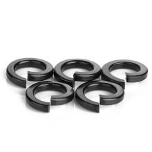 Carbon Steel Grade 8.8 Black Oxide Mini Washer M3 M4 M5 M6 M8 M10 M12 M14 M16 M20 M22 M24 M27 M30 Spring Split Lock Washer
