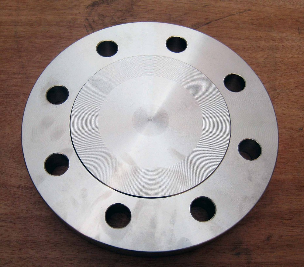 ASTM A694 Forged Steel Blind Flange, FF, API 6A