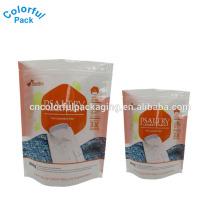 Kundenspezifisches Druckmattende für Wäsche waschen Beutel und Stoffbeutel