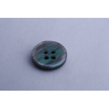 Botão de concha de imitação de superfície de soquete de resina