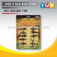 оптовая шаньтоу животное модель игрушки резиновые Кит для детей