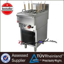 K252 Gas oder elektrischer Nudelkocher