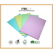 A4 Size Color Refill Paper