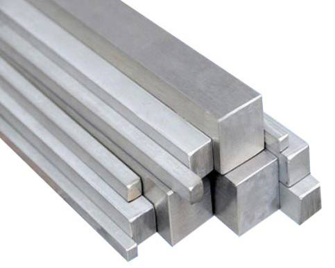 aluminium square bar 7055