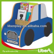 Cabinet de jouets en bois avec prix raisonnable LE.SJ.019