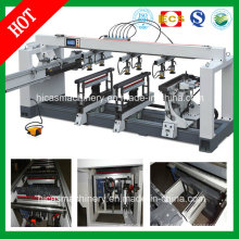 Máquina de múltiples perforaciones de madera de alta eficiencia para máquina de perforación de madera